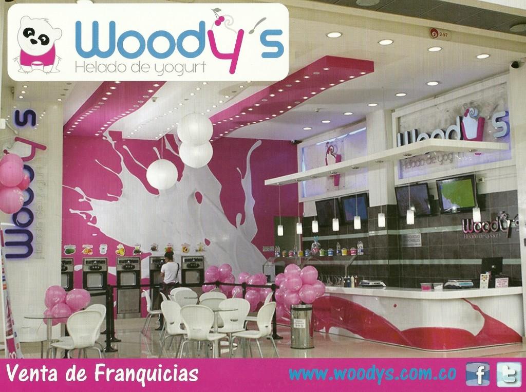 Franquicias Woody's