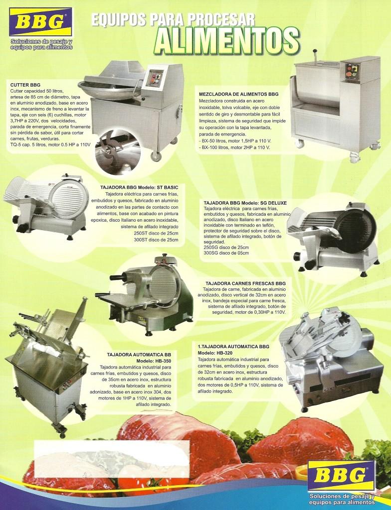 Cutter - Mezcladora De Alimentos - Tajadoras Varios Modelos