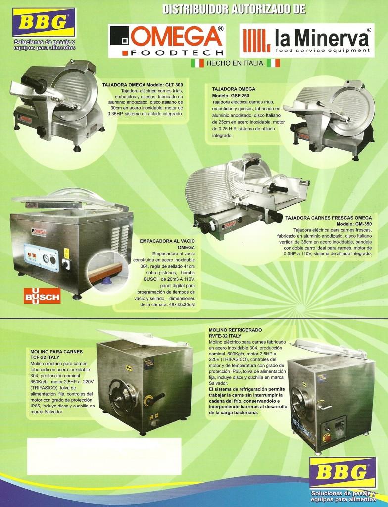 Tajadoras - Empacadora Al Vacío - Molino Para Carnes - Molino Refrigerado